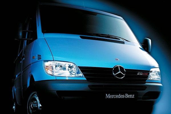 Sprinter Van Service Manual